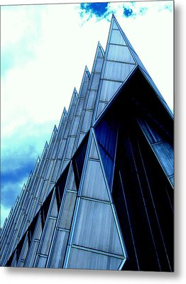 Metal Print featuring the photograph Cathedral 2 by Antonia Citrino