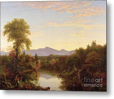 Catskill Creek - New York Metal Print