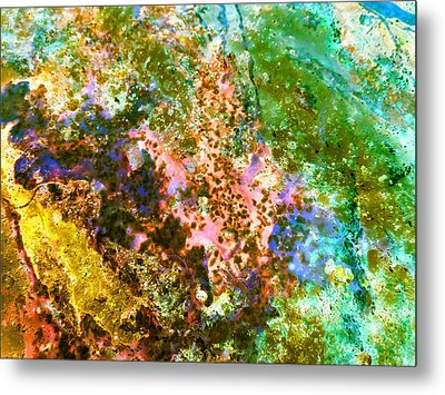 Cave Tomaca Metal Print by Roland Childress