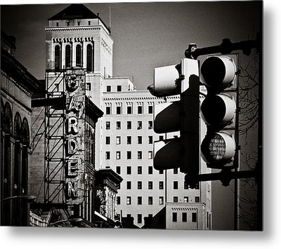 Central Northside Metal Print by Jessica Brawley