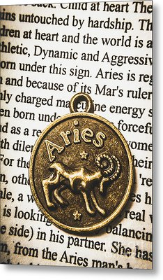 Charm Of Aries Metal Print by Jorgo Photography - Wall Art Gallery