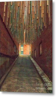 Chattanooga Alley Metal Print