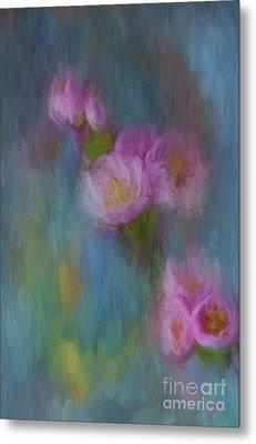 Cherry Blossom Metal Print by Jim  Hatch