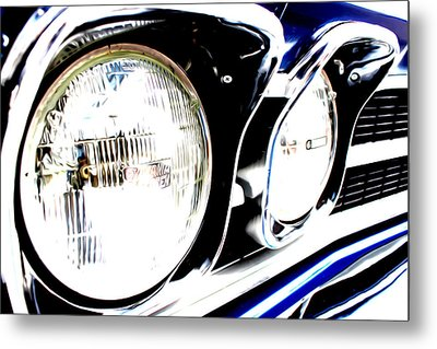 Chevelle Metal Print by Tony Cooper
