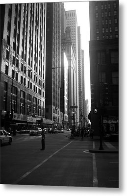 Chicago 2 Metal Print