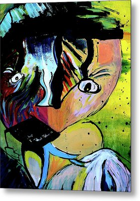 Child's Night Mare Metal Print
