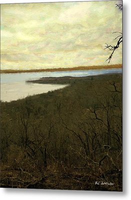 Chill Spring Metal Print by RC deWinter