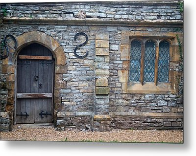 Church Of The Holy Trinity Stratford Upon Avon 5 Metal Print by Douglas Barnett