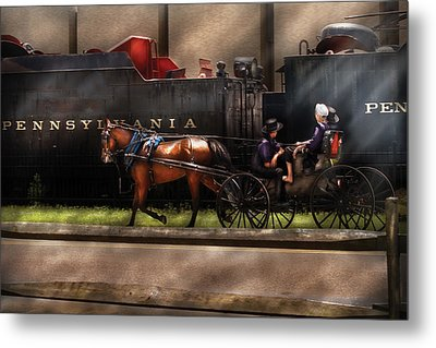 City - Lancaster Pa - You Got To Love Lancaster Metal Print by Mike Savad