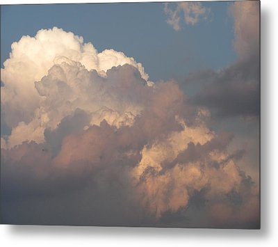 Metal Print featuring the photograph Clouds 6 by Douglas Pike