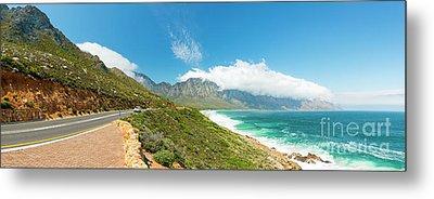 Coastal Road South Africa Metal Print by Tim Hester