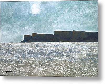Cold Weather Metal Print by Kerry Beverly