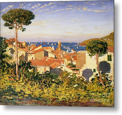 Collioure Metal Print by James Dickson Innes