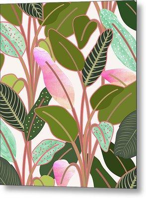 Color Paradise Metal Print