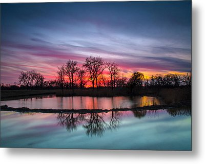 Colors  Metal Print by Jackie Novak