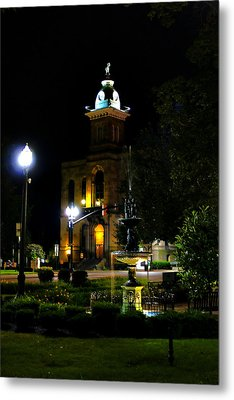 Columbiana Cty Courthouse Metal Print