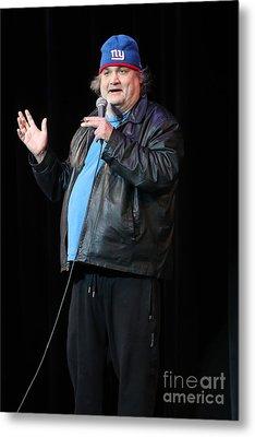 Comedian Artie Lange Metal Print by Concert Photos