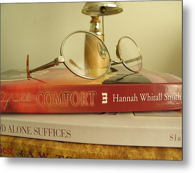 Metal Print featuring the photograph Comfort by John Williams