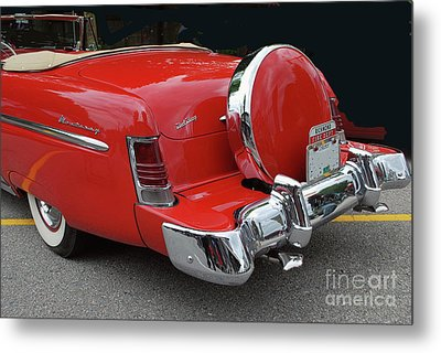 Metal Print featuring the photograph Continental Kit by Bill Thomson