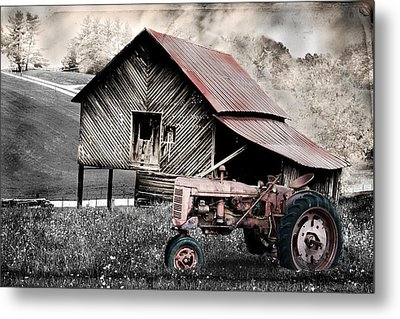 Country Metal Print by Gray  Artus
