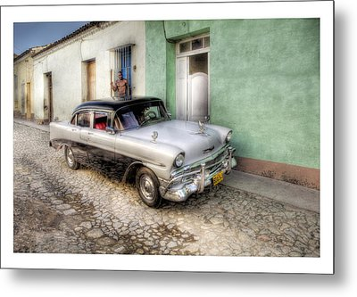 Cuba 04 Metal Print by Marco Hietberg