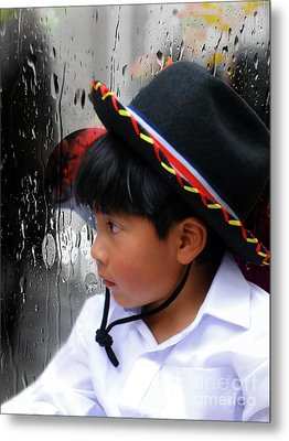 Cuenca Kids 880 Metal Print
