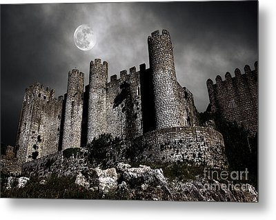 Dark Castle Metal Print