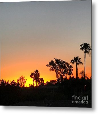 Metal Print featuring the photograph Daybreak by Kim Nelson