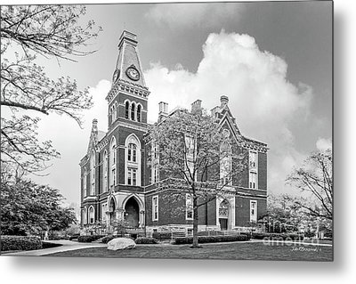 De Pauw University East College Metal Print