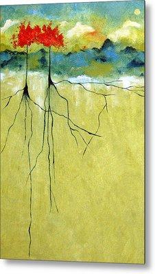 Deep Roots Metal Print