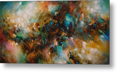 'deniable Space' Metal Print