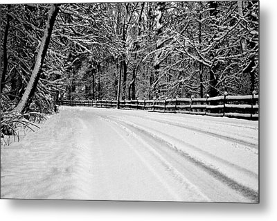 Dicksons Mill Road Metal Print