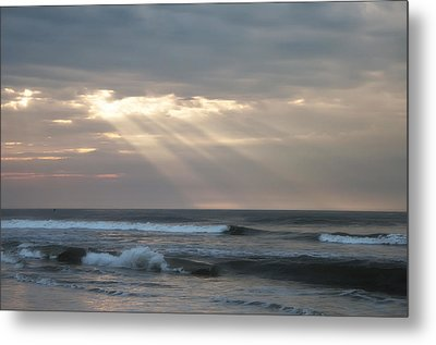 Divine Intervention Metal Print by Bill Cannon