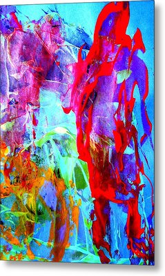 Dont Look Back Metal Print by Bruce Combs - REACH BEYOND