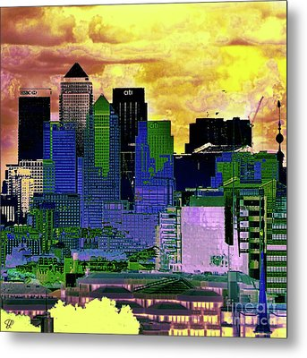 Metal Print featuring the photograph Double Accounting by LemonArt Photography