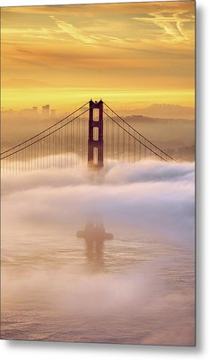 Dream Gate Metal Print