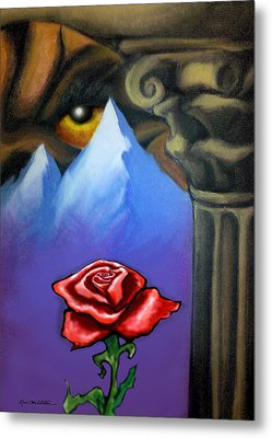 Dream Image 5 Metal Print by Kevin Middleton
