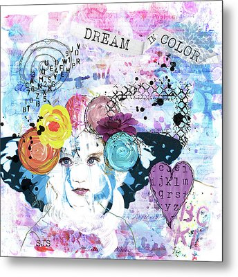 Dream In Color Metal Print
