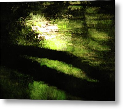 Dreaming Monet Metal Print