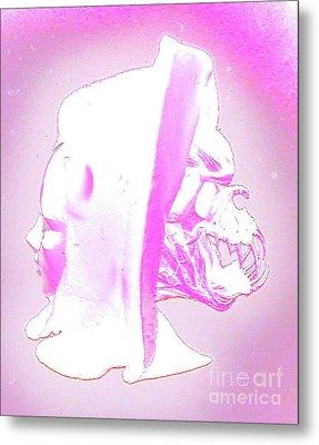 Duality Metal Print by Xn Tyler