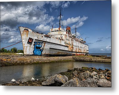 Duke Of Lancaster  Metal Print by Adrian Evans