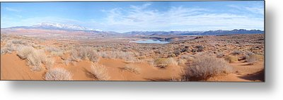 Dune Metal Print by Anthony Haight