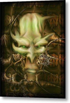 Dungeon Master Metal Print