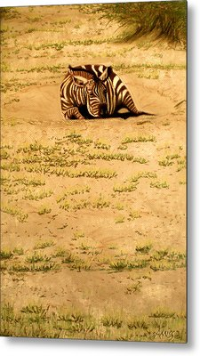 Dust Bowl Metal Print