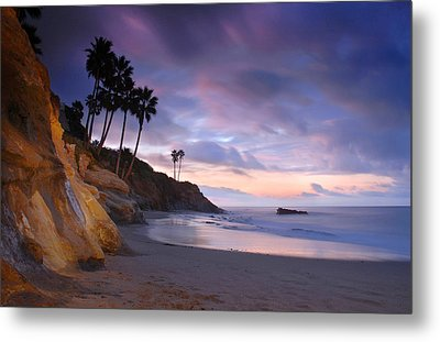 Early Morning In Laguna Beach Metal Print by Dung Ma