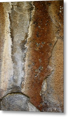 Earthworks Metal Print by The Forests Edge Photography - Diane Sandoval