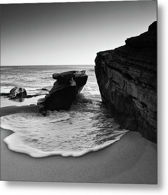 Ebb And Flow Metal Print by Ryan Weddle