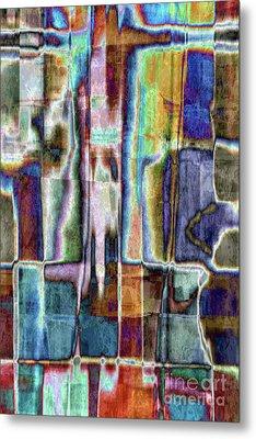 Eccentric Spirit Metal Print by Tlynn Brentnall