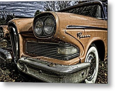 Edsel Ford's Namesake Metal Print