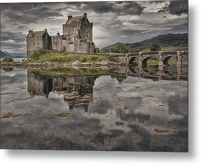 Eilean Donan Castle 3 Metal Print